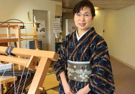 連続公開講座「京の美意識」第124回「相楽木綿の復元と伝承」