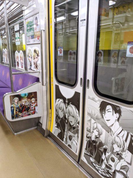 デザイン学科敷城こなつ講師がプロデュースする「~はんなり京都~お通り男史」が京都国際マンガ・アニメフェア2021に出展されます。1