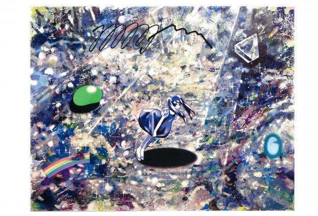 11/5~7 大槻香奈客員教授がライト商會三条店(京都)で、美術作家・大槻香奈個展「美しいので」を開催されます。0