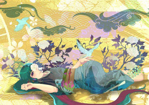 9/19~20 デザイン学科安齋レオ教授と在学生が京都国際マンガ・アニメフェア2020で「KAMINO絵師展」を開催します。0