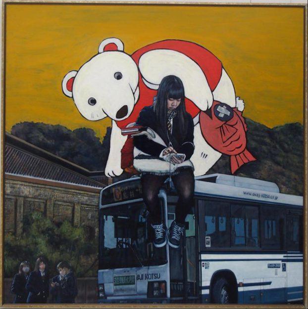 3/28~4/4卒業生藤井のぶおさんが『第64回 兵庫二紀展』(原田の森ギャラリー・兵庫県)で受賞作品を展示されています。0