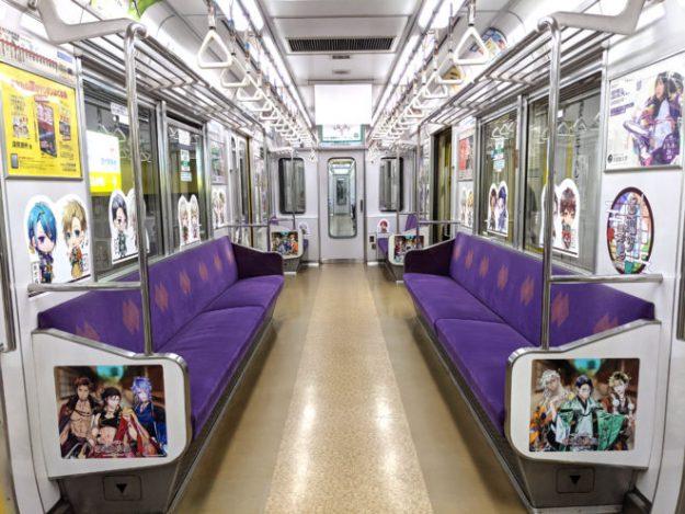 デザイン学科敷城こなつ講師がプロデュースする「~はんなり京都~お通り男史」が京都国際マンガ・アニメフェア2021に出展されます。0