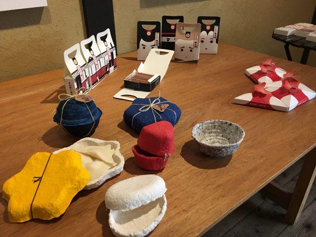 2/1~3デザイン学科在学生の作品が「めざせ!京都土産エコ包みプロジェクト」主催『これぞ!エコ包み』ギャラリー展(京都市・中京区)で展示されます。0