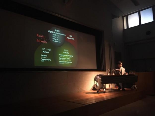 大森正夫教授が、2016年度環境芸術学会で「環境芸術学会賞」を受賞しました。1