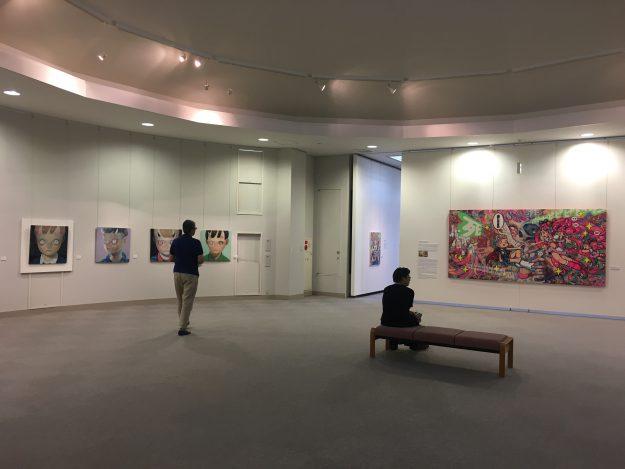 客員教授 下田ひかり展「死と再生のカタストロフィ」レポート:5