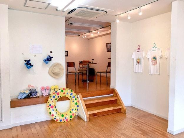 学生展覧会めぐり その④「夏のオアシス、ピチピチ☆ビ~チ」:4