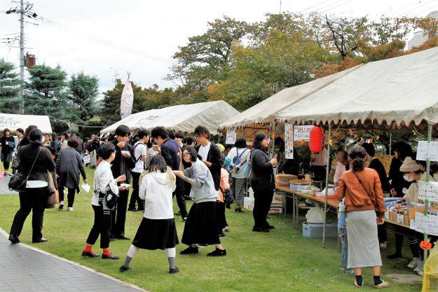 10月28日(日)、秋のオープンキャンパス&学友祭開催!:2