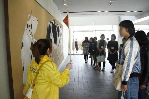 嵯峨美オープンキャンパス、ご来場ありがとうございました!:5