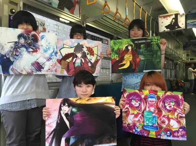 8/1~10嵐山アートプロジェクト「嵐山、ジャックしてみた。-ufufu 嵐山-」を行います。2
